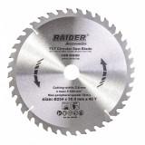 Cumpara ieftin Disc circular Raider, 254 x 30 mm, 40T