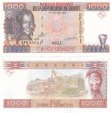 Guineea 1000 Francs 1998 UNC