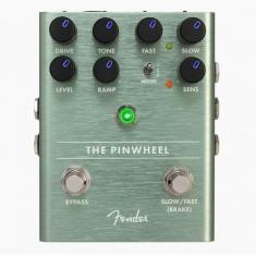 Fender Pedal The Pinwheel Rotary Speaker Emulator