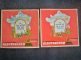 LE FRANCAIS PAR DES IMAGES. Set Box 3 discuri Vinyl Limba Franceza.