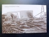 AKVDE20 - Carte postala - Vedere - Constanta - depozitele de petrol, Circulata, Printata