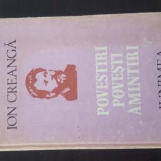 Povestiri, Povesti, Amintiri - Ion Creanga