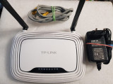 Router wireless N300 TP-Link TL-WR841N - poze reale