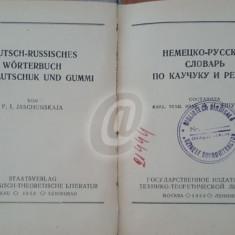 Dictionar german-rus