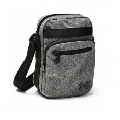 Geanta postas impermeabila Under Armour UA Crossbody Gri