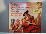 Rodrigo – Concerto de Aranjuez (1976/Deutsche Grammophon/RFG) - Vinil/ca Nou (M)