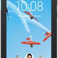 Tableta Lenovo Tab E7 TB-7104F, Capacitive Touchscreen 7inch, Procesor Quad-Core 1.3 GHz, 1GB RAM, 16GB, Wi-Fi, Bluetooth, Android (Negru)
