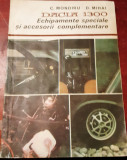 DACIA 1300  ECHIPAMENTE SPECIALE  SI ACCESORII COMPLEMENTARE