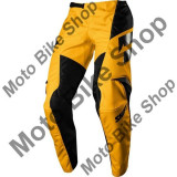 MBS Pantaloni motocross Shift White Ninety Seven , galben/negru , marimea 36, Cod Produs: 1932400536AU