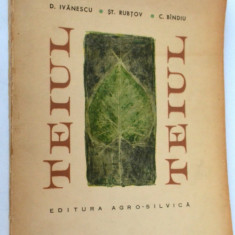 Teiul - monografie - D. Ivanescu, St. Rubtov, C. Bindiu - 1966