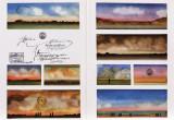 Saul Steinberg (1914, Râmnicu Sărat - 1999, New York) - Cromolitografie 3