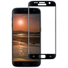 Folie de Sticla 3D SAMSUNG Galaxy S7 (Negru) Smart Glass