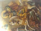 Icoana veche Sf M.M GHEORGHE anul 1700