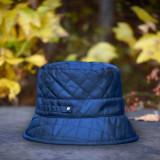 Palarie Betmar Quilted Bucket Bleumarin (Masura Universala) - Cod 97353454407