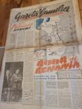 Mondial gazeta familiei 8 decembrie 1946-regele mihai si petru groza