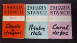 ZAHARIA STANCU - DESCULT 3 volume