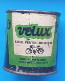 Cutie tabla litografiata VELUX - Email pemtru Biciclete - are continut original