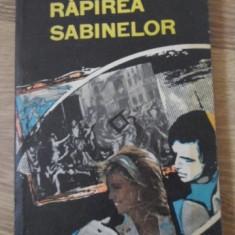 RAPIREA SABINELOR - ATEFAN P. ALEXANDRU