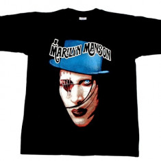 Tricou Marilyn Manson - joben, L, M, S