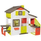 Cumpara ieftin Casuta pentru copii Smoby Friends Playhouse Neo cu bucatarie