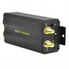 GPS Tracker Auto TK103, Localizare si urmarire GPS, Microfon, Autonomie nelimitata, iUni