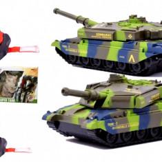 Super Tanc cu 2 moduri de telecomanda Charisma