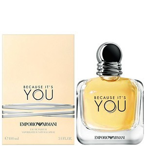 Giorgio Armani Emporio Armani Because It's You EDP 50 ml pentru femei foto