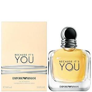 Giorgio Armani Emporio Armani Because It's You EDP 50 ml pentru femei