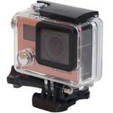 Cumpara ieftin Camera Sport iUni Dare F88, Full HD 1080P, 12M, Waterproof, Rose Gold