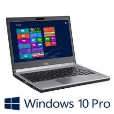 Laptop Refurbished Fujitsu LIFEBOOK E734, i3-4100M, 8GB, 240GB SSD Nou, Win 10 Pro