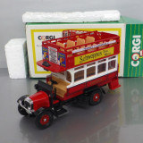 Autobuz Thornycroft Schweppes, Corgi, Alta