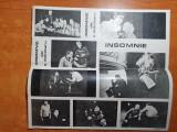 Program teatrul nottara anii '70-insomnie-a.repan,g.constantin,e.hossu,d.paslaru