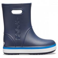 Cumpara ieftin Cizme Copii de ploaie Crocs Kids' Crocband Rain Boot