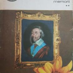 Memorii, vol. 2 (Cardinalul de Retz)