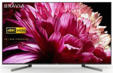 Televizor LED Sony BRAVIA 139 cm (55inch) KD55XG9505, 4K Ultra HD, Smart TV, Android TV, WiFi, CI+