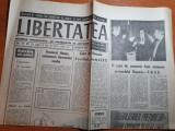 Ziarul libertatea 1-2 noiembrie 1990
