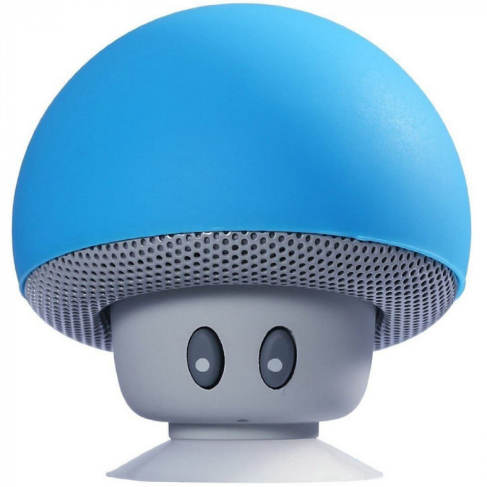 Boxa Portabila Bluetooth iUni DF17, Microfon, Apeluri Handsfree, Blue