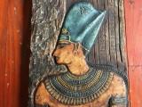 Reproducere din ipsos Brooklyn Museum / Placa deosebita Ramses II !