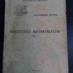 Rezistenta Materialelor Vol I - Alexandru Eftimie ,544564