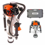 Bătător stâlpi hidraulic Fuxtec PR165, Fuxtec GmbH