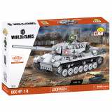 Cumpara ieftin Set de construit Cobi, World of Tanks, Tanc Leopard I WOT (600 pcs)