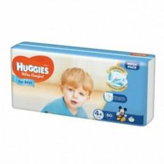 Scutece Huggies ultra confort boy 4+ (60) 10-16kg