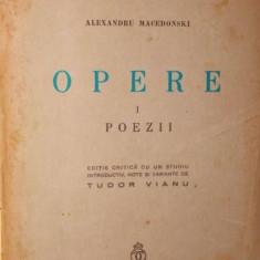OPERE - ALEXANDRU MACEDONSKI