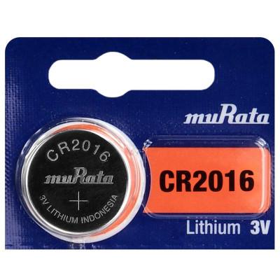 Baterie litiu CR2016 3V Murata 1 Bucata /Set foto