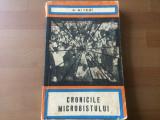 cronicile microbistului G MITROI editura stadion 1970 RSR carte fan sport fotbal