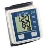 Tensiometru electronic de incheietura Little Doctor LD 8, afisaj LCD, memorare 90 valori