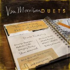 Van Morrison Duets : ReWorking The Catalogue LP (2vinyl)