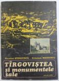 TIRGOVISTEA SI MONUMENTELE SALE de NICOLAE STOICESCU si CRISTIAN MOISESCU, 1976