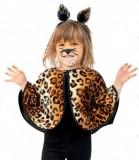 Cumpara ieftin Pelerina pentru deghizare Copii Tigru 104-116 cm
