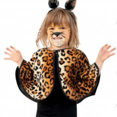 Pelerina pentru deghizare Copii Tigru 104-116 cm
